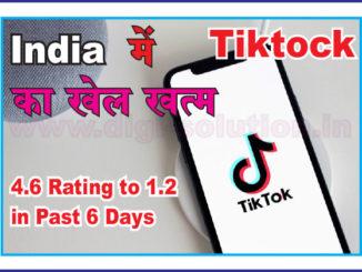 Tiktock Banned
